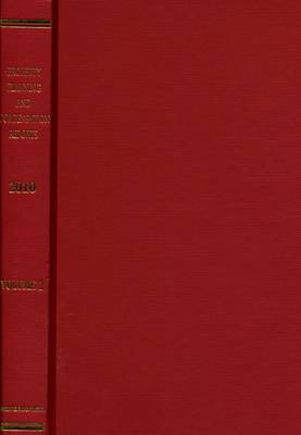 Property, Planning and Compensation Reports: 2010 Bound Volume V2