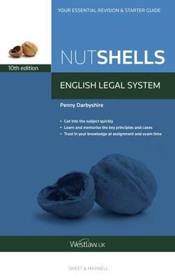 Nutshells English Legal System