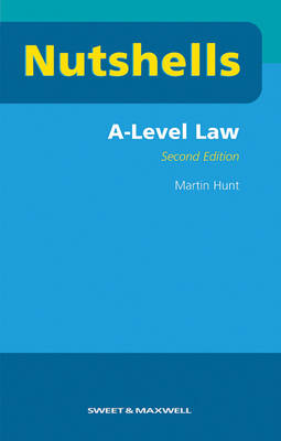 Nutshells A Level Law