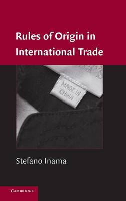 Rules of Origin in International Trade