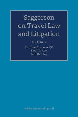 Saggerson on Travel Law and Litigation