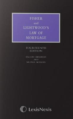 Fisher and Lightwood's Law of Mortgage