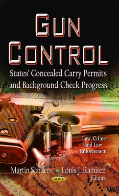 Gun Control: States' Concealed Carry Permits & Background Check Progress