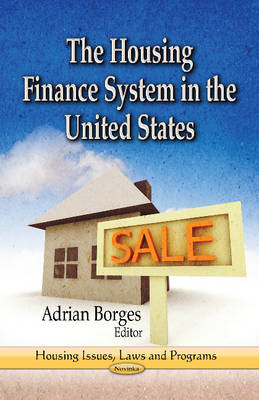 Housing Finance System in the United States