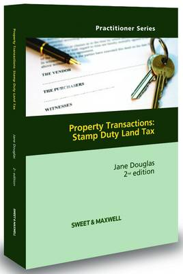 Property Transactions: Stamp Duty Land Tax