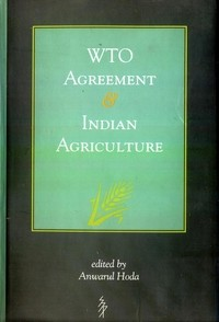 WTO Agreement and Indian Agriculture