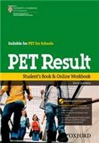 Pet Result: : Students Book & Online Workbook