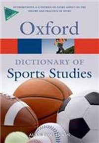 A Dictionary of Sports Studies 1e:  OPR
