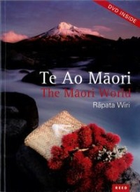 Te Ao Maori: The Maori World Bk + DVD