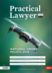 Practical Lawyer: National Drone Policy, 2018