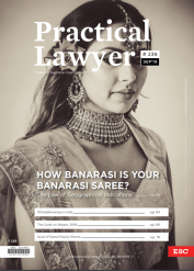 Practical Lawyer: How Banarasi is your Banarasi Saree?
