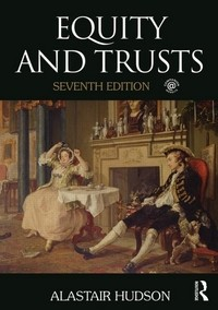 Equity and Trusts - 7th Edition