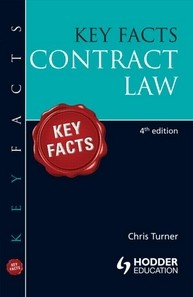 Key Facts Contract Law - 4th Edition