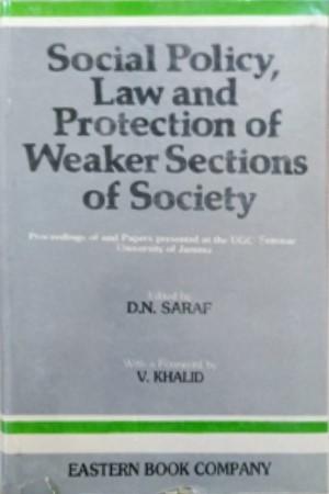 Social Policy , 1986 Edn