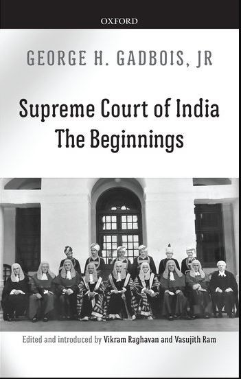 Supreme Court of India : The Beginnings