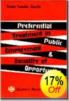 Preferential Treatment in Public Employment and Equality of Opportunity
