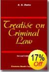 Treatise on Criminal Law by  K.K. Dutta