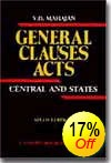 General Clauses Acts  (Central and States)