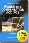K.D. Srivastava's Commentaries on  Workmen's Compensation Act, 1923