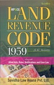 M.P. & C.G. LAND REVENUE CODE (ENGLISH)