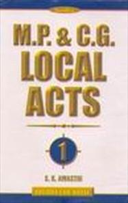 M.P.& C.G. LOCAL  ACTS VOL. 1