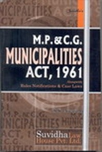 MP & CG MUNICIPALITIES ACT-1961 (ENGLISH)