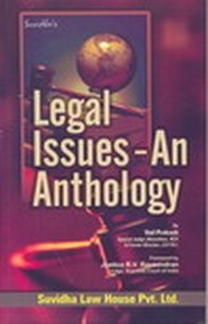 LEGAL ISSUES-AN ANTHOLOGY