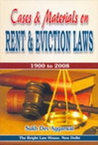 RENT & EVICTION LAWS  (ENGLISH)