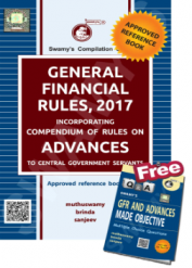 SWAMY'S COMPILATION OF GENERAL FINANCIAL RULES AND ADVANCES - 2020