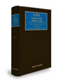 CIPA Guide to the Patents Acts