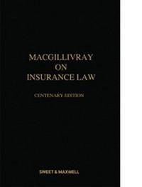 MacGillivray on Insurance Law
