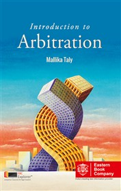Introduction to Arbitration by Mallika Taly