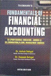 Fundamentals Financial Accounting-Dr Ashok Sehgal, Dr Deepak Sehgal