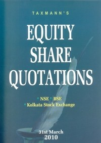 Equity Share Quotations