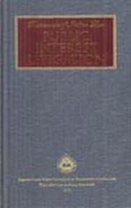 Restatement of Indian Law - Public Interest Litigation, 2011 Edn. (Reprint)