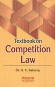 Textbook on Competition Law