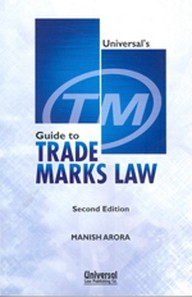 Universal`s Guide to Trade Marks Law, 2nd Edn.