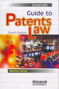 Universal`s Guide to Patents Law, 4th Edn.