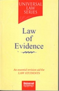 Law of Evidence, 3rd Edn.