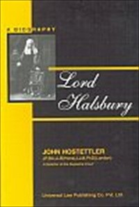 Lord Halsbury - A Biography