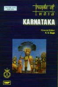 People of India : Karnataka : Volume XXVI (3 Parts-Set)