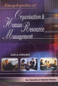 Encyclopaedia of Organisation and Human Resource Management (4 Vols-Set)