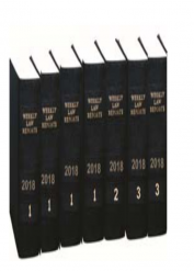 The Weekly Law Reports (Bound Volumes)
