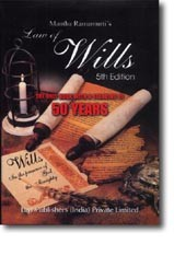 LAW OF WILLS - 2 Volumes Per Set