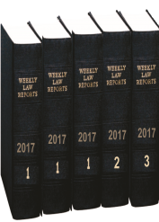 The Weekly Law Reports' (Bound Volumes)