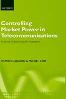 Controlling Market Power in Telecommunications
