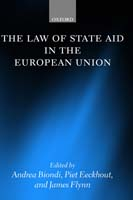 Law of State Aid in the European Union