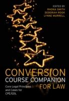 Conversion Course Companion for Law