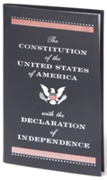Constitution of the United States of America with the Declaration of Independence