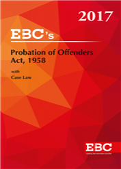Probation of Offenders Act, 1958 & U.P. Rules 1980